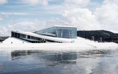 Oslo Opera House Image