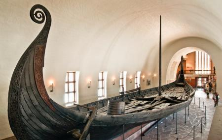The Viking Ship Museum Image