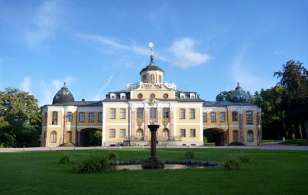 Schloss Belvedere Image