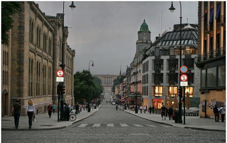 Karl Johans Gate Image