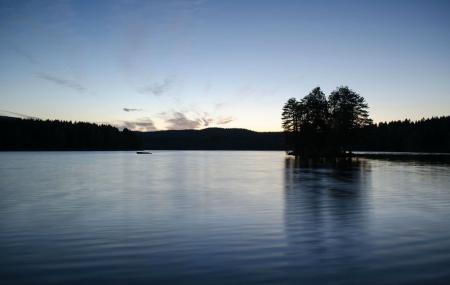 Sognsvann Lake Image
