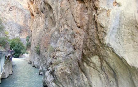 Saklikent Canyon Image