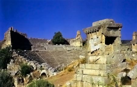 Xanthos Image