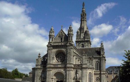Sainte-anne D'auray Image