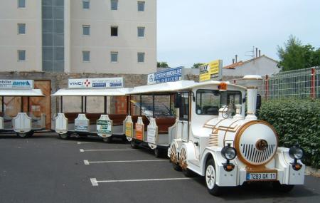 Train Touristique De Cherbourg Image