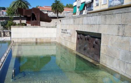 Piscina Termal As Burgas, Ourense