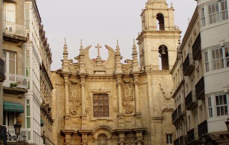 Iglesia De Santa Eufemia Image