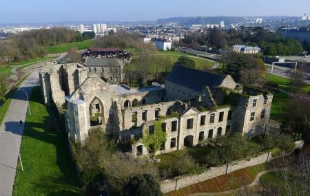 Abbaye Du Voeu Image
