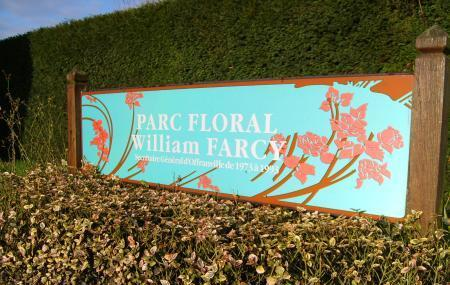 The Jacques-emile Blanche Museum And William Farcy Park Image