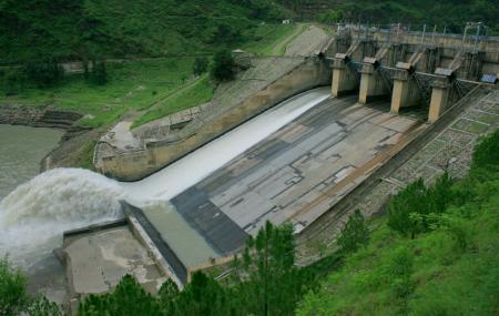 Pandoh Dam Image
