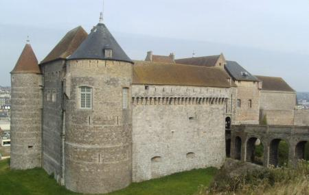 Chateau Musee De Dieppe Image