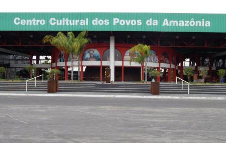 Centro Cultural Dos Povos Da Amazonia Image