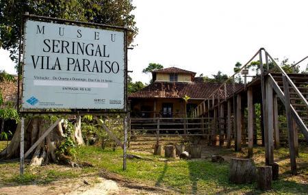 Museu Do Seringal Vila Paraiso, Manaus