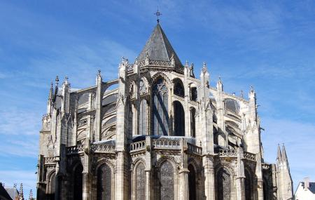 Cathedrale St-gatien, Tours