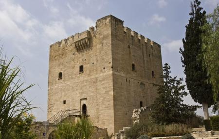 Kolossi Castle Image
