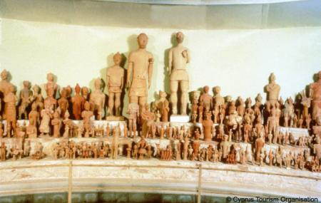 Limassol District Archaeological Museum Image