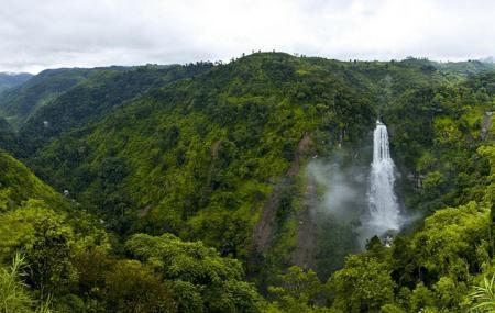 Vantawng Falls Image