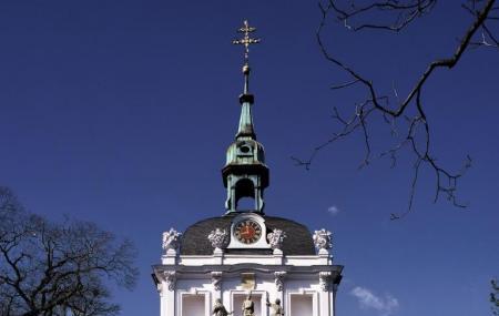 Kreuzbergkirche Church Image