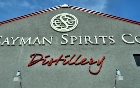 Cayman Spirits Co Distillery Image