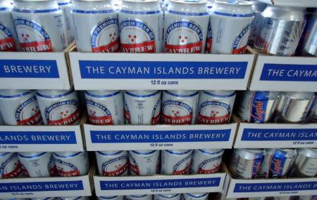 The Cayman Islands Brewery Image