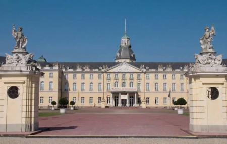 Karlsruhe Palace Image