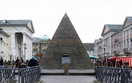 Karlsruhe Pyramid Image