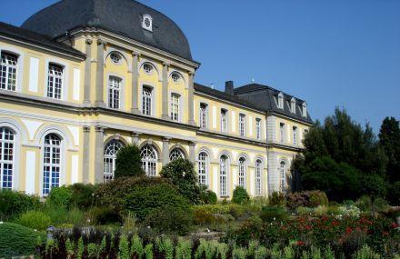 Botanische Garten Der Friedrich-wilhelms-universitat Bonn Image