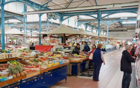 Les Halles Market Image