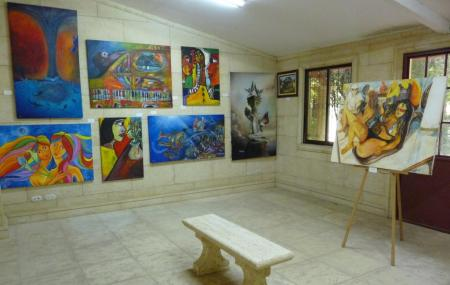 Hidden Garden Art Gallery, Liberia
