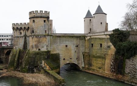 Porte Des Allemands Image