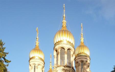 The Russian Orthodox Church Of Saint Elizabeth Image