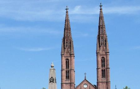 Saint Bonifatius Church, Wiesbaden