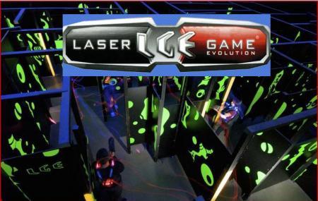Laser Game Brest Image