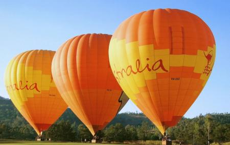 Cairns Hot Air Ballooning Image
