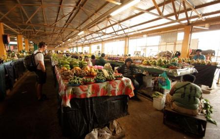 Suva Municipal Market Image