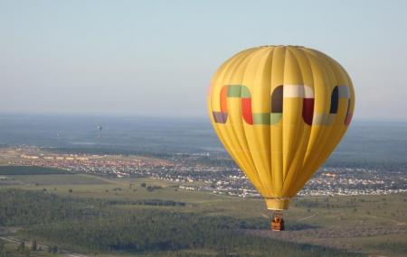 Thompson Aire Hot Air Ballooning Image