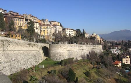 Cinta Muraria Di Bergamo, Bergamo
