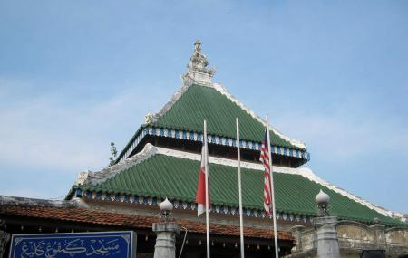 Kampong Kling Mosque Image