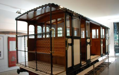 Cable Car Museum Image