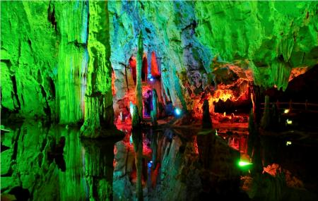 Jiuxiang Scenic Area Image