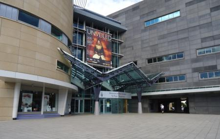 Museum Of New Zealand Te Papa Tongarewa Image