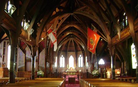 Old St. Pauls Image