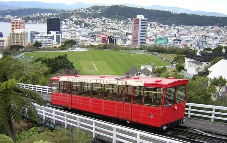 Wellington Cable Car Image