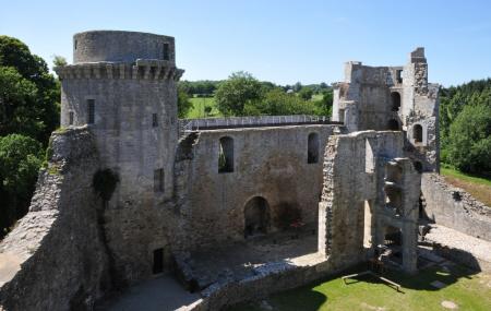 Chateau De La Hunaudaye Image