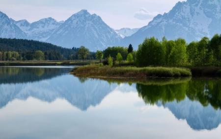 Yellowstone Lake Image