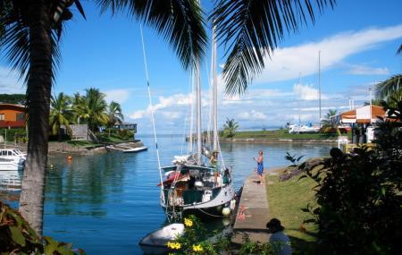 Vuda Point Marina Fiji Image
