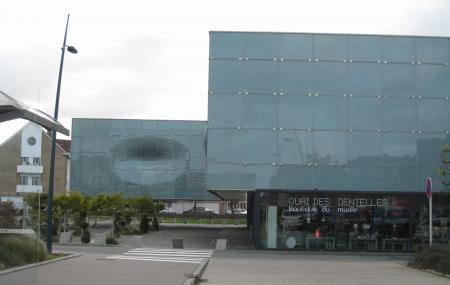 Calais Lace Museum Image