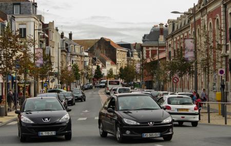 Rue Royale Image