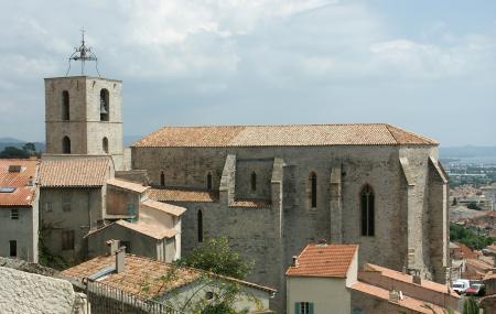 Collegial Church Of Saint Paul, Hyeres