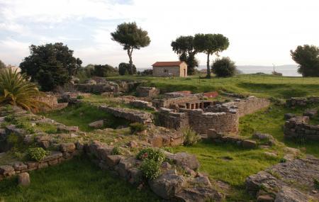 Site Archeologique D'olbia Site Image